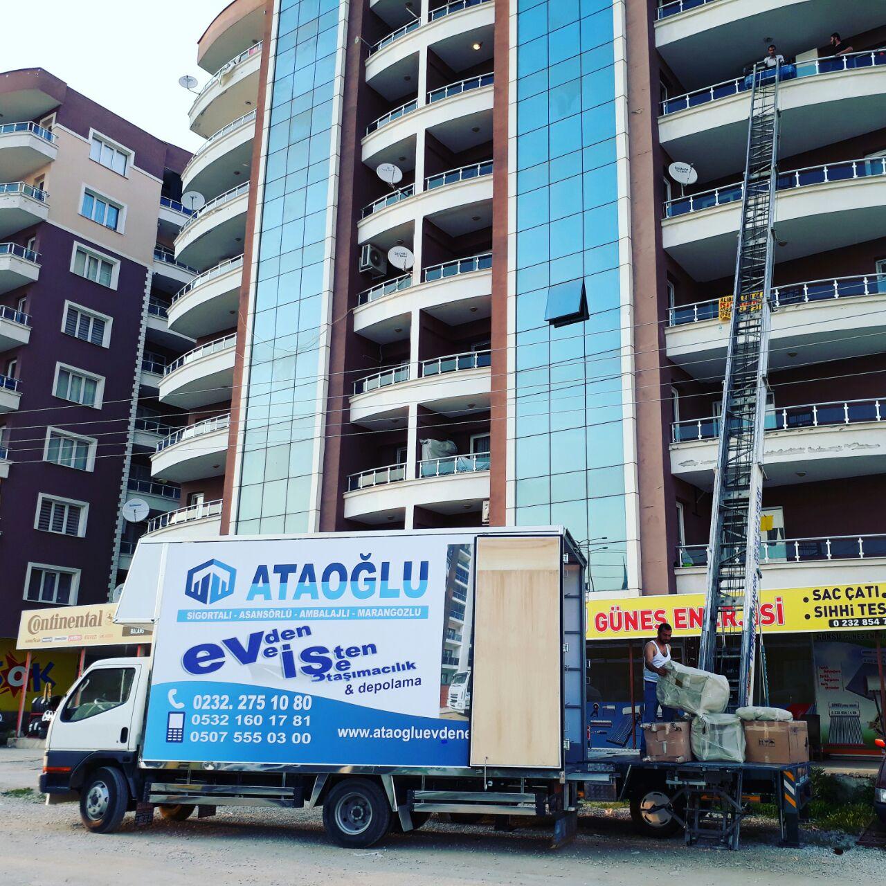 Şehirlerarası Eşya Taşıma Firması