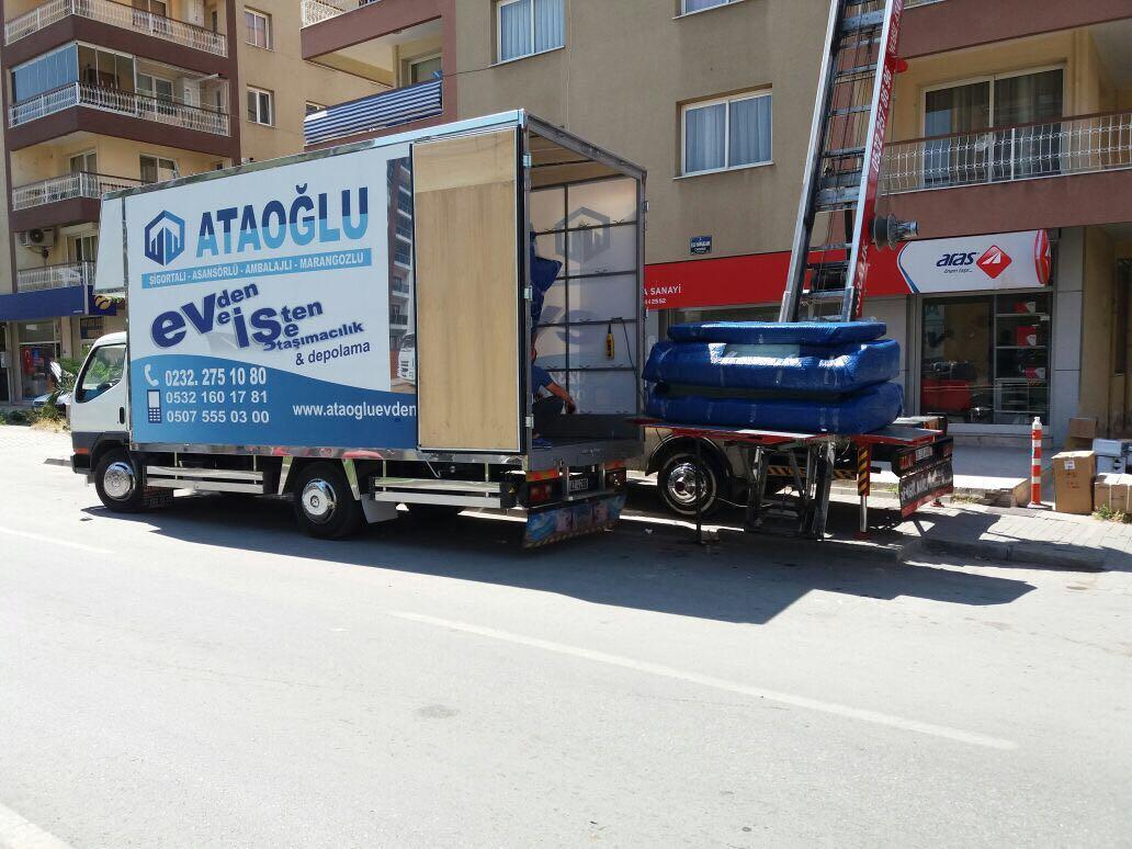 Kemalpaşa Ev ve Eşya Taşımacılık Firması